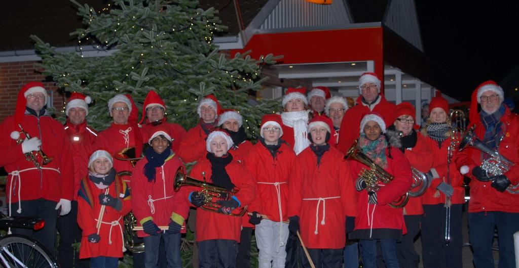 Julemusik til juletræ