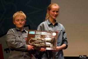 Orkesterstævne i Odense elevorkester