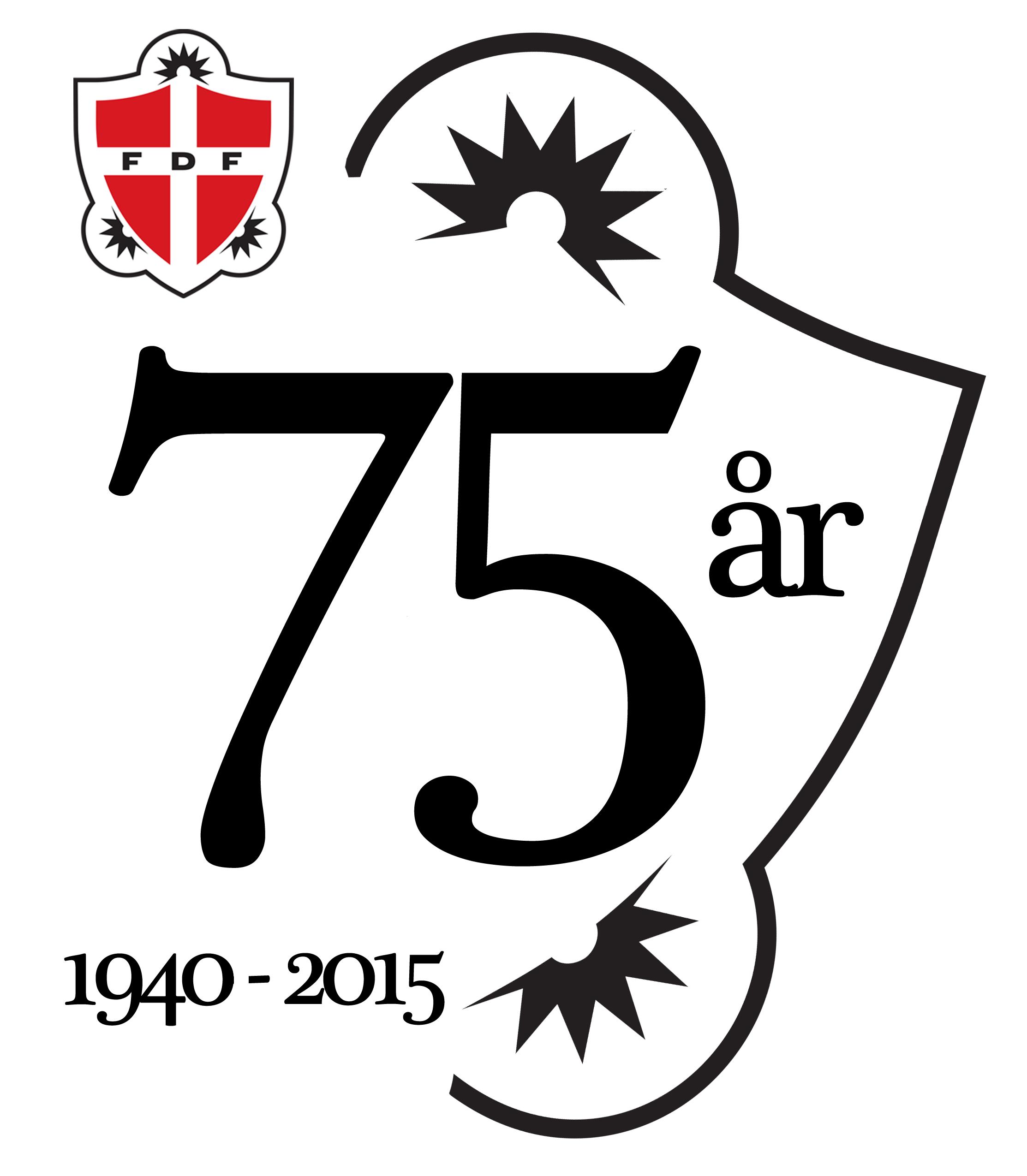 FDF 75 års jubilæum