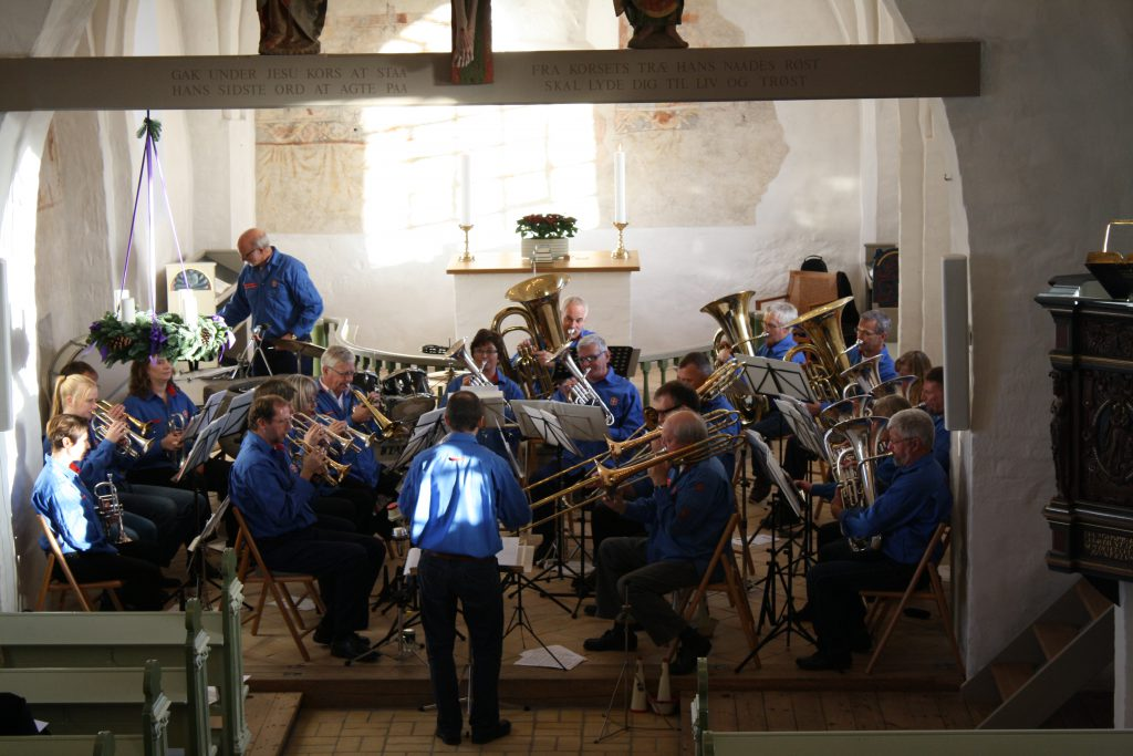 Kirkekoncert i Ørsted kirke