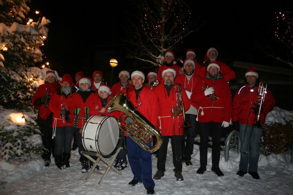 Julemusik af nisseorkestret